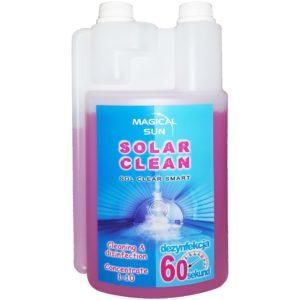 Płyn Do Dezynfekcji Solarium SOLAR CLEAN O Poj.1L