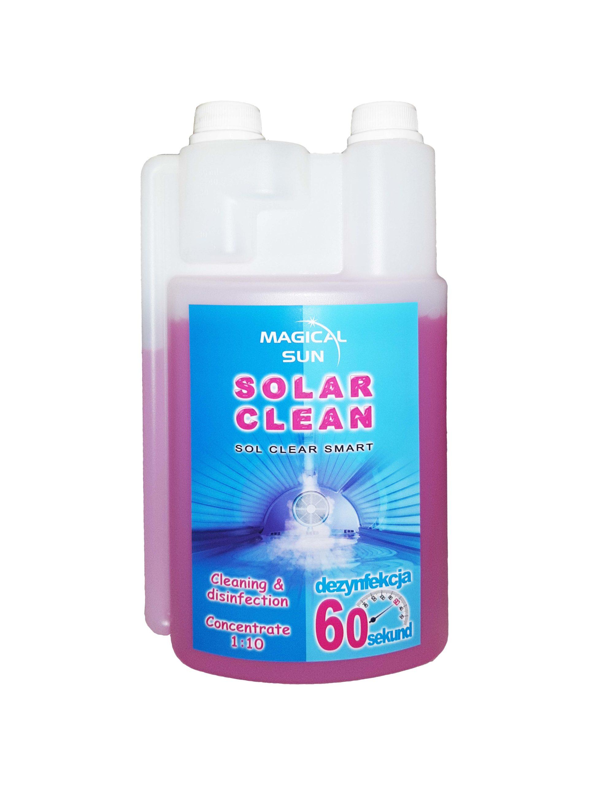 Akcesoria do solarium
