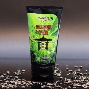 Tubka kosmetyku do opalania w solarium GREEN TEA o pojemności 150ml