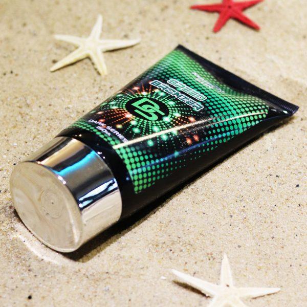 Tubka kosmetyku do opalania w solarium SPEED BRONZER o pojemności 150ml