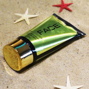 Tubka kosmetyku do opalania na solarium marki Magical Sun, lnii Expert Line - Delicate Face 150ml