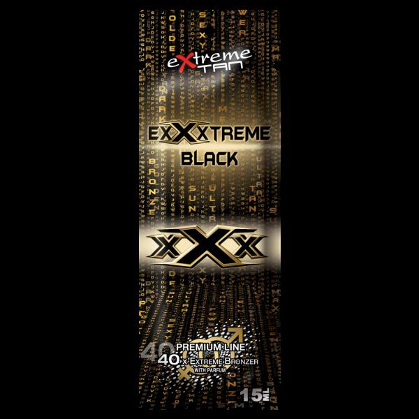 Saszetka Extreme Tan - ExXxtreme Black 12ml